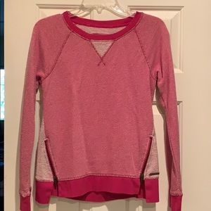 Pink Marc New Work Performance sweater